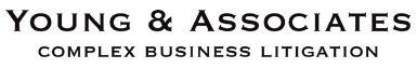 Young & Associates - Complex Business Litigation